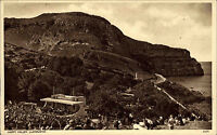 Llandudno Wales England AK ~1920/30 Seebad Happy Valley Konzert Concert People
