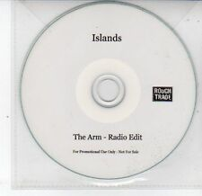 (DS351) Islands, The Arm - DJ CD