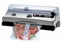 European Quality Prestige Vacuum Sealer,Vacuum Food Sealer,Automatic One Touch