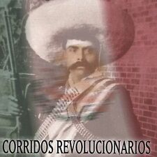 NEW Corridos Revolucionarios by Various Artists (CD, Sep-2001, Sony BMG)