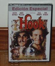 HOOK EL CAPITAN GARFIO DVD PRECINTADO EDICION ESPECIAL AVENTURAS (SIN ABRIR) R2