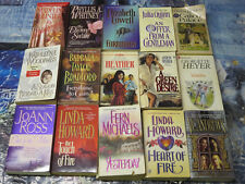 Beach Reads Chick Lit Mini-Library 15 Books Romances from Times Long Gone  #D15