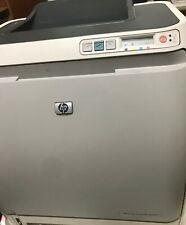HP LaserJet 2600n Laser Printer bundled with 6 additional color Toner cartridges