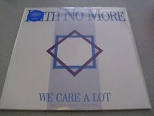 Faith No More - We Care A Lot - DELUXE 2LP 180g Vinyl incl. CD // Neu & OVP
