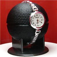 925 sterling silver Czarlite woman's watch