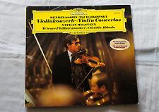 DG 2530359 Nathan Milstein/Abbado/Tchaikovsky/Mendelssohn/Violin/German Press
