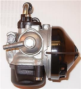 Dellorto 14.14L 14mm carburetor 1980-2000 Italjet KTM Husqvarna 50cc mini #2183