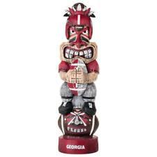New listing Georgia Bulldogs Tiki Figurine [New] Ncaa Lawn Garden Statue Gnome Figure