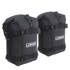 Lomo Motorbike Crash Bar Dry Bags - 1 Pair