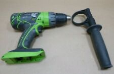 """GREENLEE LDD-216 1/2"""" LITHIUM ION ELECTRICIANS DRILL DRIVER 21.6V 575 IN-LB"""