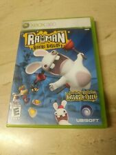 Rayman Raving Rabbids Xbox 360 Ubisoft