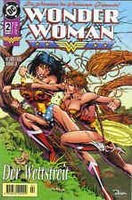 WONDER WOMAN DC COMIC VOL.1 # 2/'98