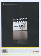 Kodak Easyshare V550 Camera 2006 Magazine Advert #1952