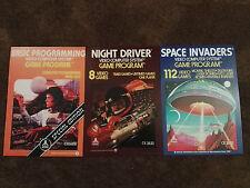 14 Retro Atari VCS 2600 carteles (Set 2) incluso trampa, Pacman, Space Invaders