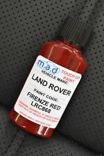 FIRENZE RED LRC868 LAND RANGE ROVER PAINT 30ML TOUCH UP KIT RRS SPORT EVOQUE
