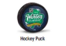 2019 Winter Classic Chicago Blackhawks Boston Bruins Generic Puck Notre Dame