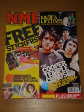 NME 2002 SEP 28 ASH COLDPLAY POLYPHONIC SPREE STRIPES