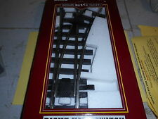 BACHMANN  G SCALE TRACK RIGHT HAND POINT