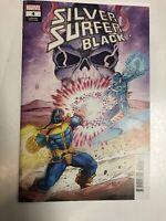 Silver Surfer Black (2019) # 4 Origin of Galactus 1st App. Black Winter   Knull
