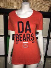 NEW ERA Vintage Property Raglan T-Shirt Chicago Bears Small