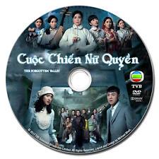 Cuoc Chien Nu Quyen   -   Phim Bo Hong Kong (TVB)