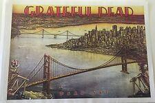 Grateful Dead Dead Set San Francisco Poster 25 X 35