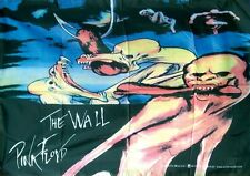 PINK FLOYD - The Wall Creatures - Flagge Posterfahne Textilposter -  Neu #107