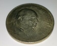 Winston Churchill Silver Coin Great Britians War Time Leader Peaky Blinders 1874