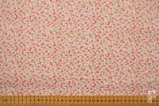 "Crafts Floral 100% Cotton 60"" Fabric"