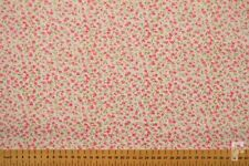 Crafts By the Metre Floral 100% Cotton Fabric