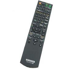 AV System Remote RM-AAU060 FOR SONY RM-AAU029 STR-DE595 STR-DE995 STR-DB790