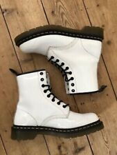 Dr Martens white size 6/39 perfect condition