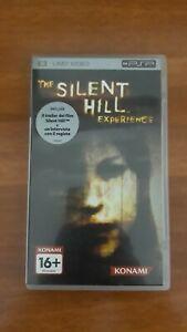 THE SILENT HILL EXPERIENCE -  UMD USATO - SONY PSP EDIZIONE ITALIANA RARISSIMO