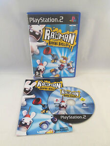 Sony Playstation 2 PS2 - Rayman Raving Rabbids