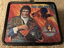 1981 The Fall Guy Vintage Lunch Box