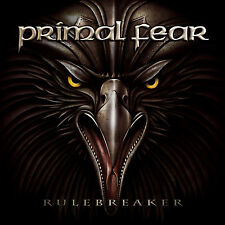 "PRIMAL FEAR ""Rulebreaker"" CD 2016 Heavy Metal; gamma ray accept judas priest udo"