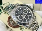 Rolex Daytona 116520 Box Papers 2012 Stainless Steel Black Dial 40mm Chronograph