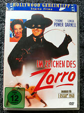 IM ZEICHEN DES ZORRO - DVD - Tyrone Power