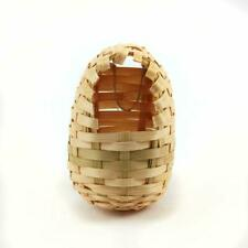 New listing Finch Breeding Nest Small Pet Birds Parrots Canary Cage Natural Bamboo House Box