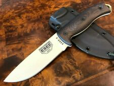 ESEE Knives ESEE 5 Desert Tan Blade Blood/Black G10 3D Handle 5PDT-004