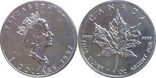 1997 Canada $5 Silver Maple Leaf Original Sealed RCM Sleeve