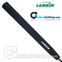 New Lamkin Deep Etched Paddle Putter Grip - Black + Tape