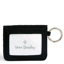 VERA BRADLEY CAMPUS DOUBLE  ID CASE KEY RING CLASSIC  NEW