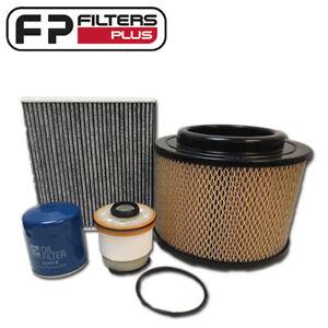 WK58CAB Wesfil Filter kit Fits Toyota Hilux KUN16 KUN26 3.0L T/Diesel 06 to 2014
