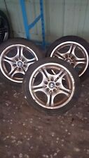 BMW 316i M SPORT ALLOY WHEELS (3 REMAINING)