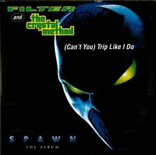 FILTER & THE CRYSTAL METHOD can't you trip like i do CD Single Card Sleeve SPAWN