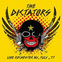 The Dictators - Live Rochester NY, July, 77 (2015)  CD  NEW/SEALED  SPEEDYPOST