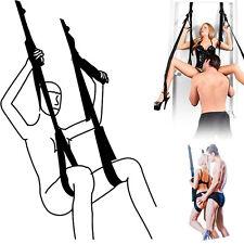 Door Swing Couples Enjoy Game Pleasure Bondage Adult women & men toy