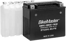 BIKEMASTER Battery Motorcycle Maint Free Honda NX650 88-89
