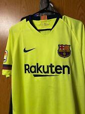 Messi FC Barcelona Away Jersey